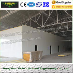China Double Leaf Single Swing Hermetic Insulated Panels For Hospital Interior Door supplier