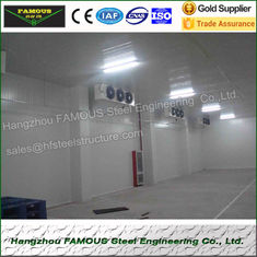 China Standard Walk In Cold Room Equipment For Grape Refrigerated Storage supplier