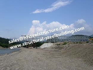 China Compact Prefabricated Bridges For Vehicular / Pedestrian / Highway Usage supplier