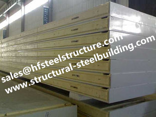 China 50 mm Thick Modular Galvanized Cold Room Panel With Polystyrene Core Material supplier