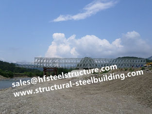 China Structural Steel Bridge For Road Bridges, Highway Bridges And Cable-Stayed Bridge supplier