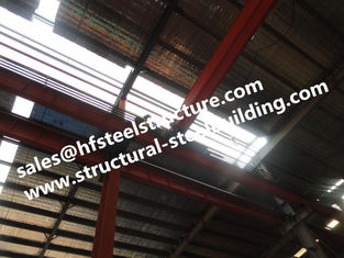 China Customize Prefab Industrial Steel Buildings Frame Apartment  / residential steel buildings supplier