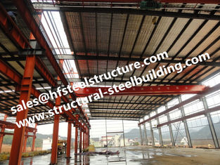China Concrete Steel Mixed Building Structural Steel Framed Buildings Quick Erected Prefabricated  Building supplier