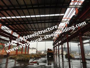 China Industrial Residential Commercial Steel Buildings ,  Prefabricated Steel Buildings supplier