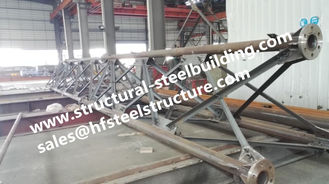 China Electric Power Transmission Line Industrial Steel Buildings Communication Towers supplier