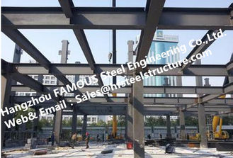 China High Demand Of Prefabricated Industrial Multi-storey Steel Building For Apartment supplier