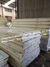 China Cold Storage And Insulation Material Cold Room Panel Width 960mm Freezer Panels supplier