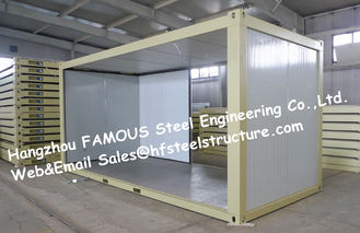 China Industrial Walk in Freezer Unit  And Walk in Fridge and Freezer Made of EPS PU Panel supplier