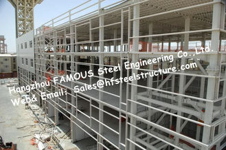 China Professional Commercial Steel Buildings , Steel Structure Office Building supplier