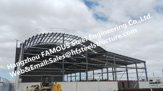 China China Supplier Industrial Steel Buildings Fabricated Steel Structure Construction supplier