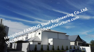 China China Supplier Multi-storey Steel Building Strutural Steelworks Fabrication supplier