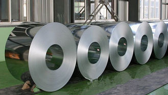 China Cold Rolled Galvanized Steel Coil For Internal Applications supplier