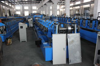 China C Z Purlin Cold Roll Forming Machine To Q195 / Q235 Carbon Steel supplier