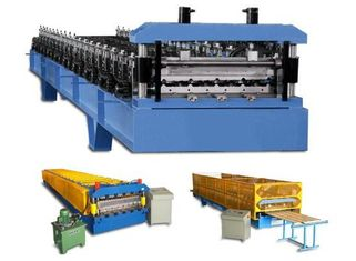 China Wall Cladding Corrugated Roll Forming Machine  supplier