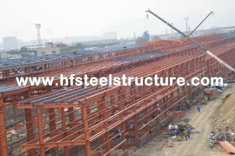China Wide Span Industrial Steel Buildings Light Steel Structure Building supplier