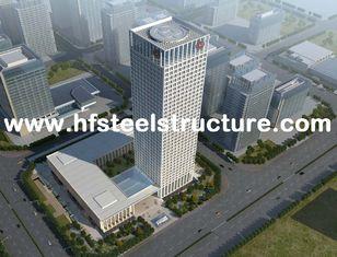 China Sawing, Grinding, Pre-Engineered Prefabricated Waterproof Commercial Steel Buildings supplier