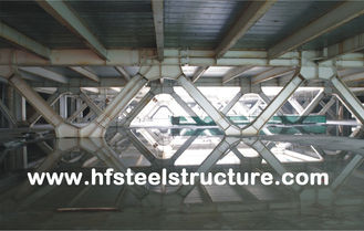 China Framing System And Prefabricated Office Multi-Storey Steel Building For Mall, Hotel supplier