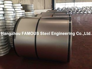 China ASTM Corrugated Steel Sheet Galvanized Steel Coil For Warehouse supplier
