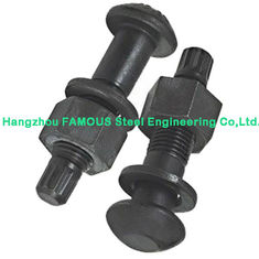 China TC Bolt Torshear Type Steel Buildings Kits For Structural Fastener supplier