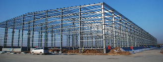 China Complete Structural Steel Fabrications For Industrial Steel Building supplier