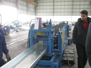 China Structural Steel Building Kits Galvanised Steel Purlins For All Sizes supplier
