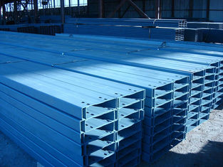China Galvanized Steel Purlinss And Girts For Industrial Buildings, Garages, Verandahs supplier