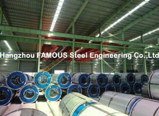 China Hot Galvanized Galvalume Prepainted Steel Coil With Zinc-Coating supplier