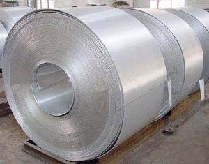 China Hot Galvanized Steel Coil With Galvalume / Passivating For Construction supplier