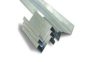 China Industrial Roofing Galvanised Steel Purlins 1.4mm / 1.6mm / 200mm  Z girts supplier