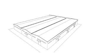 China Steelwork Prefab Steel Engineering Structural Design PKPM / Xsteel / Tekla / Autocad Software supplier