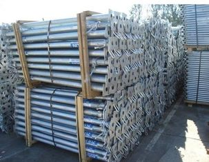 China Heavy Hot Dip Galvanized Structural Steel Fabrications supplier