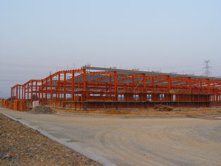 China Industrial Structural Steelwork Contracting, Prefabricated Steel Framing Systems supplier