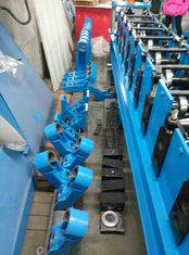 China Hydraulic Cold Roll Forming Machine Solar Cell Panel Rack Easy Erection supplier