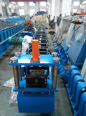 China Hydraulic Galvanized Roofing Roll Forming Machine Cutting - Edge supplier
