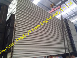 China Color Steel Polyurethane Sandwich Metal Roofing Sheets Board Insulation supplier