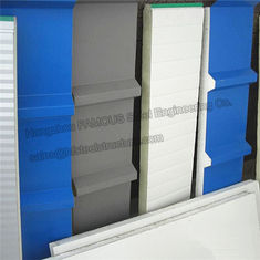 China EPS Polystyrene Insulated Sandwich Panels for Metal Buildings Roofing System supplier