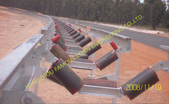 China Industrial Mining Equipment Structural Steel Fabrications supplier