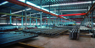 China Electric Galvanized, Painting Steel Framing Systems, Structural Steelwork Contracting supplier