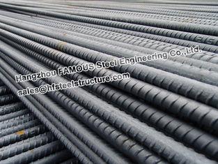 China Transportation Reinforcing Steel Rebar HRB500E Industrial Construction supplier