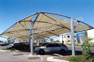 China Stadium Commercial Steel Buildings Membrane Structure reinforced supplier