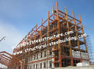 Steel structure building hotel project pre-fabricated steel buildings construction