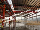 Prefabricated And Pre-engineered Building Steel Industrial Warehouse Building