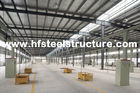 China Welding, Braking Structural Industrial Steel Buildings For Workshop, Warehouse And Storage factory