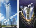 China Custom Prefabricated Industrial Q235,Q345 Steel Storage Multi-storey Steel Building factory