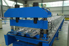 China Floor Deck Roofing Sheet Forming Machine PLC Panasonic For Steel Structure factory