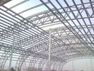 China Pre Engineered Structural Steel Fabrications For Warehouse / Workshop / Gym factory