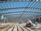China Steel Stable Pre-engineered Building For Large Shopping Malls factory