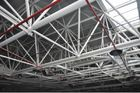China Energy Saving Structural Steel Fabrications Buildings Galvanized Panelized Wall System factory