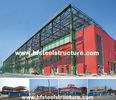 China Shopping Mall Industrial Commercial Steel Buildings Collect Sophisticated Technology factory