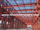 China PPGI Steel Panels Wall Prefabricated Commercial Steel Factory With Fire Resistenc Treatment factory